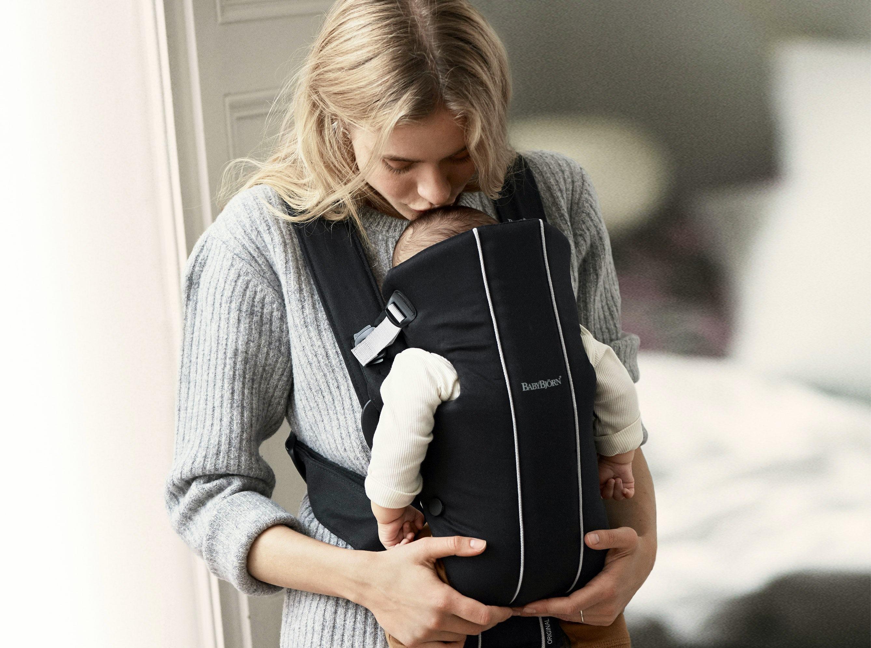 Baby Carrier Original - Black Spirit
