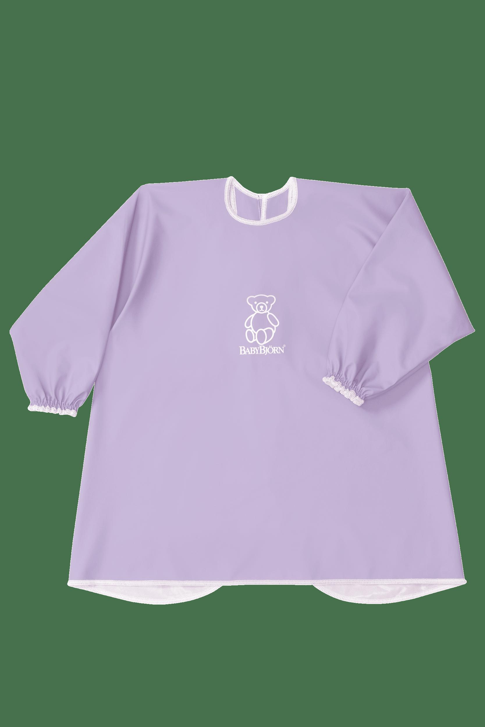 Barnförkläde i Lila - BABYBJÖRN