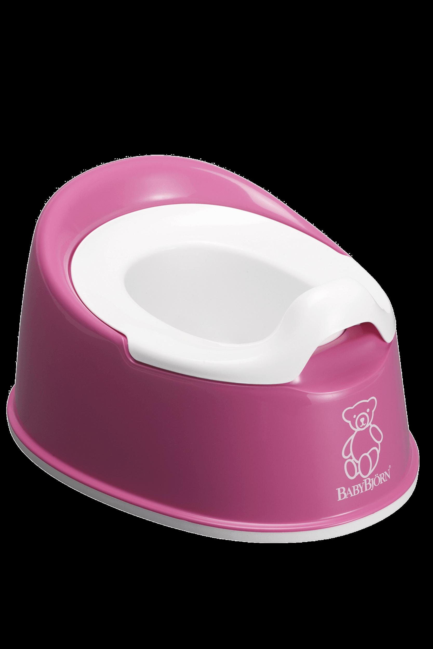BABYBJÖRN Smart Potta - Rosa