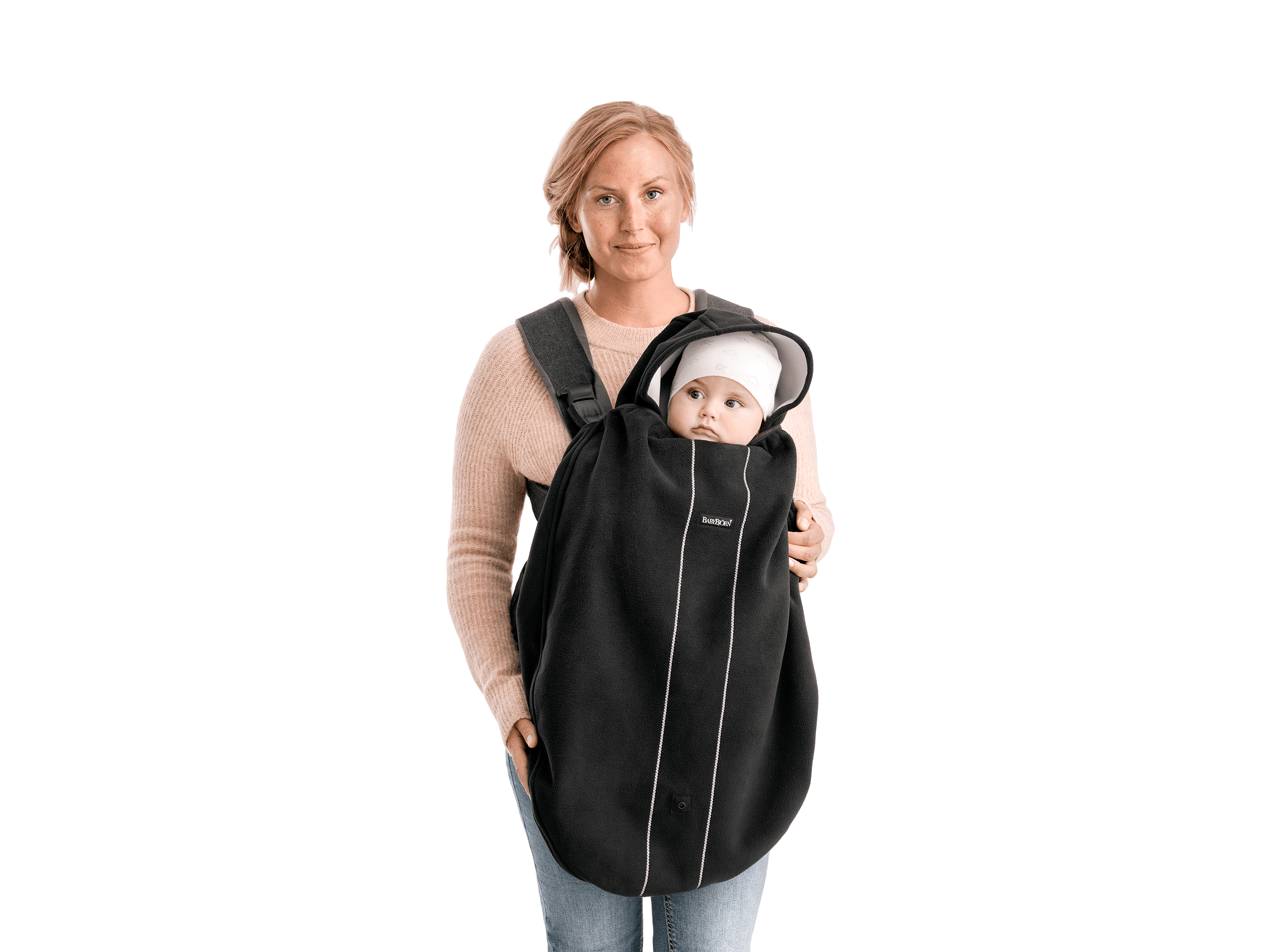 58af57875c1 Windproof cover for baby carrier – new!