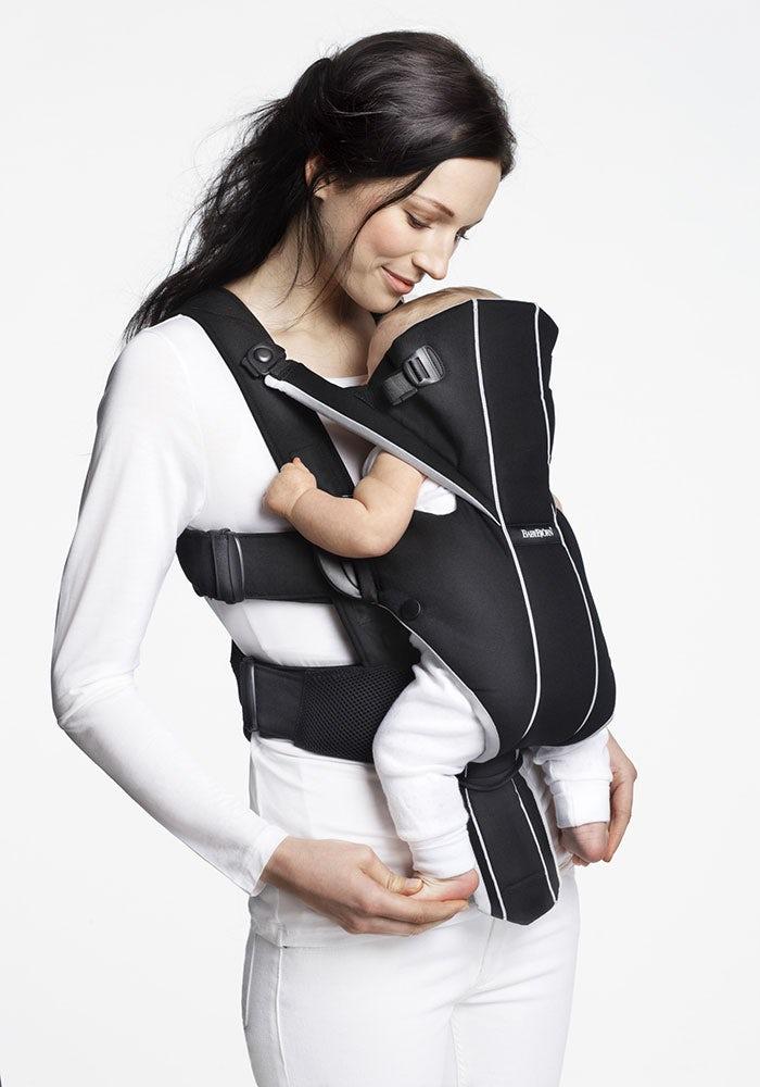 Bärsele Miracle - Perfekt direkt från födseln med inbyggt spädbarnsinlägg - BABYBJÖRN Shop