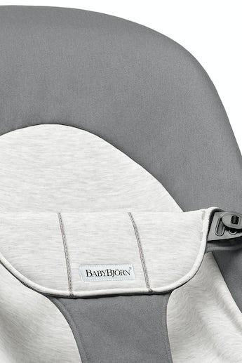 Extra Tygsits till Babysitter Balance Soft - Mörkgrå grå i Cotton jersey