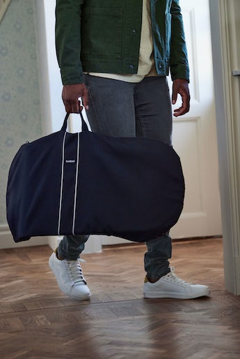 Transport bag for bouncer - handy when you want to bring your bouncer with you - BABYBJÖRN