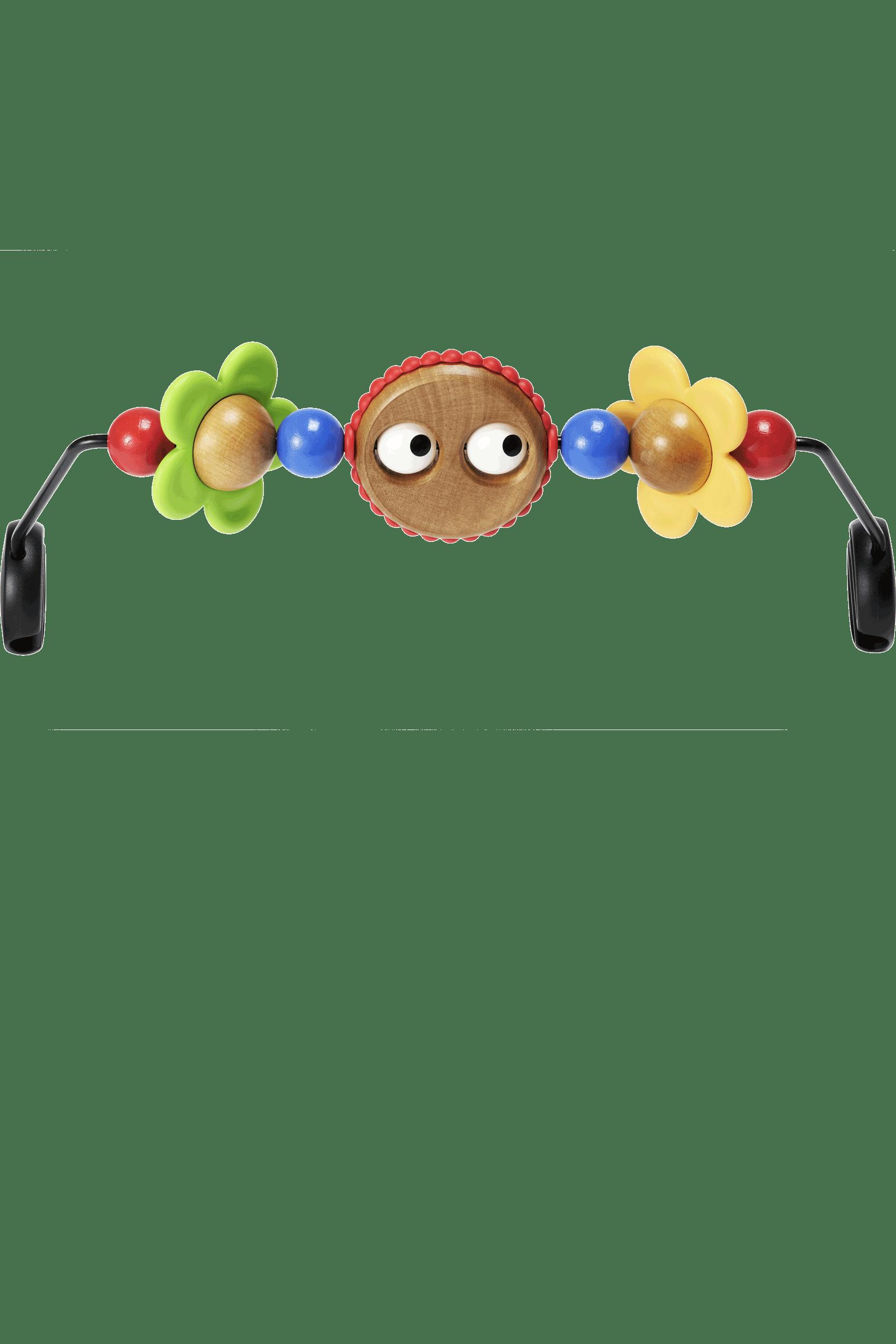 Leksak till babysitter - Busiga ögon - BABYBJÖRN