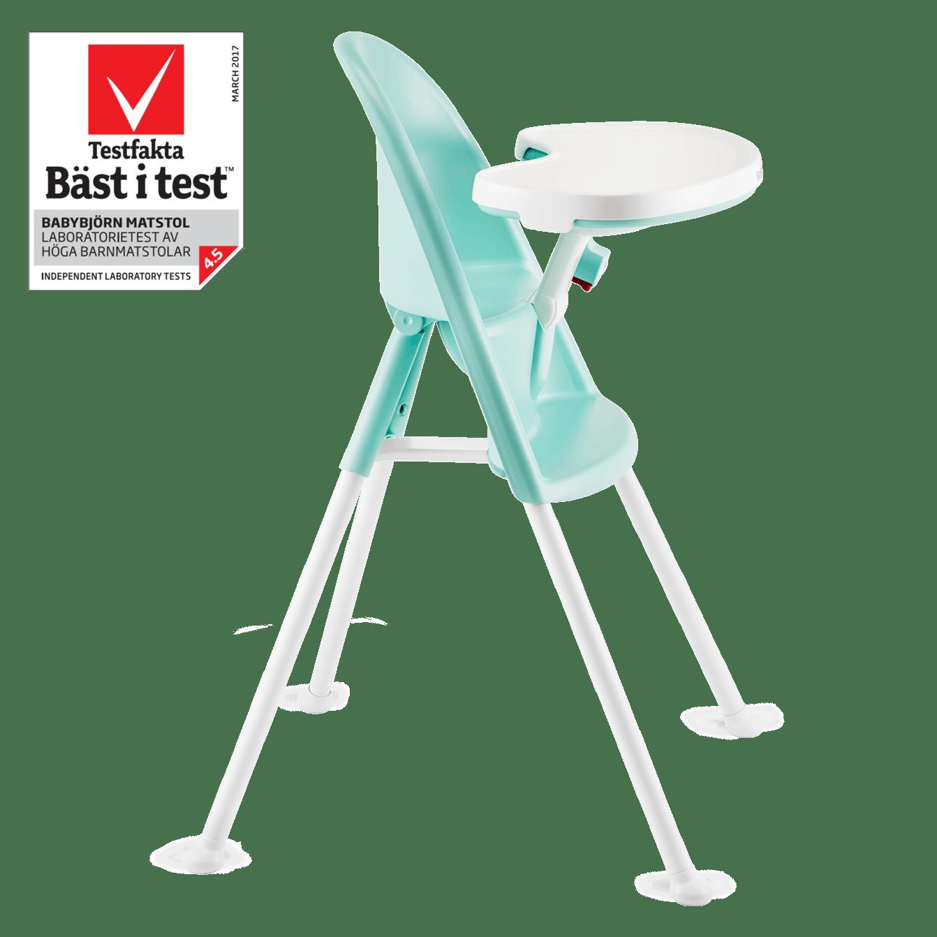 Säker matstol för barn från BABYBJÖRN - Bäst i test