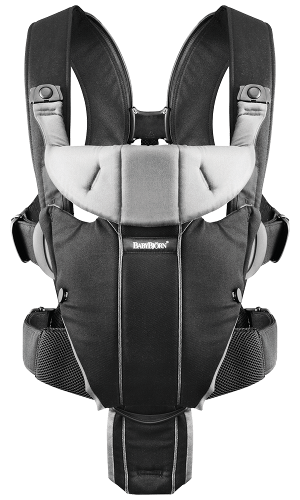 Baby carrier miracle comfy back support babybj rn for Porte bebe babybjorn