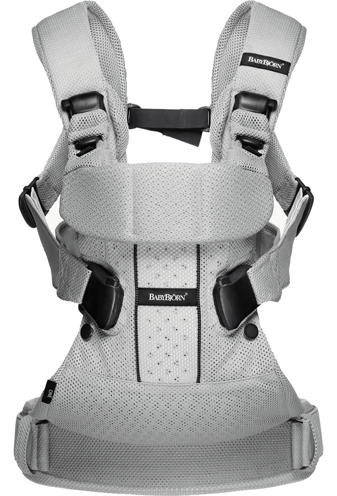 Baby Carrier One Air Silver