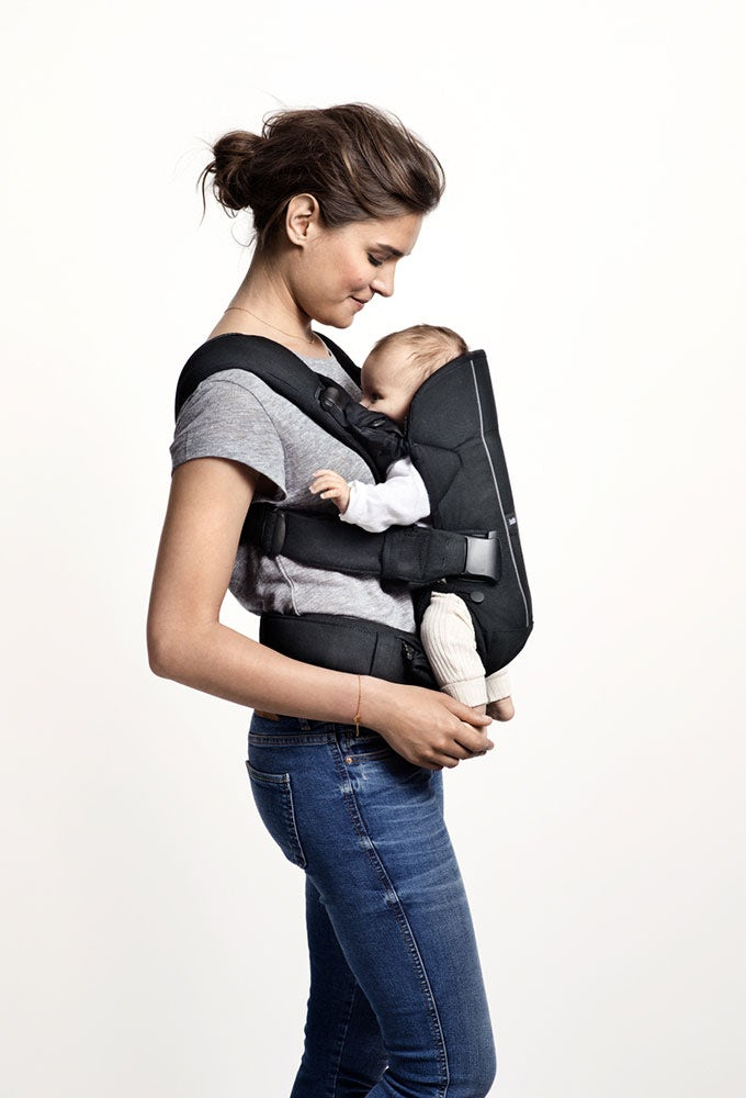 baby carrier one an ergonomic best seller babybj rn. Black Bedroom Furniture Sets. Home Design Ideas