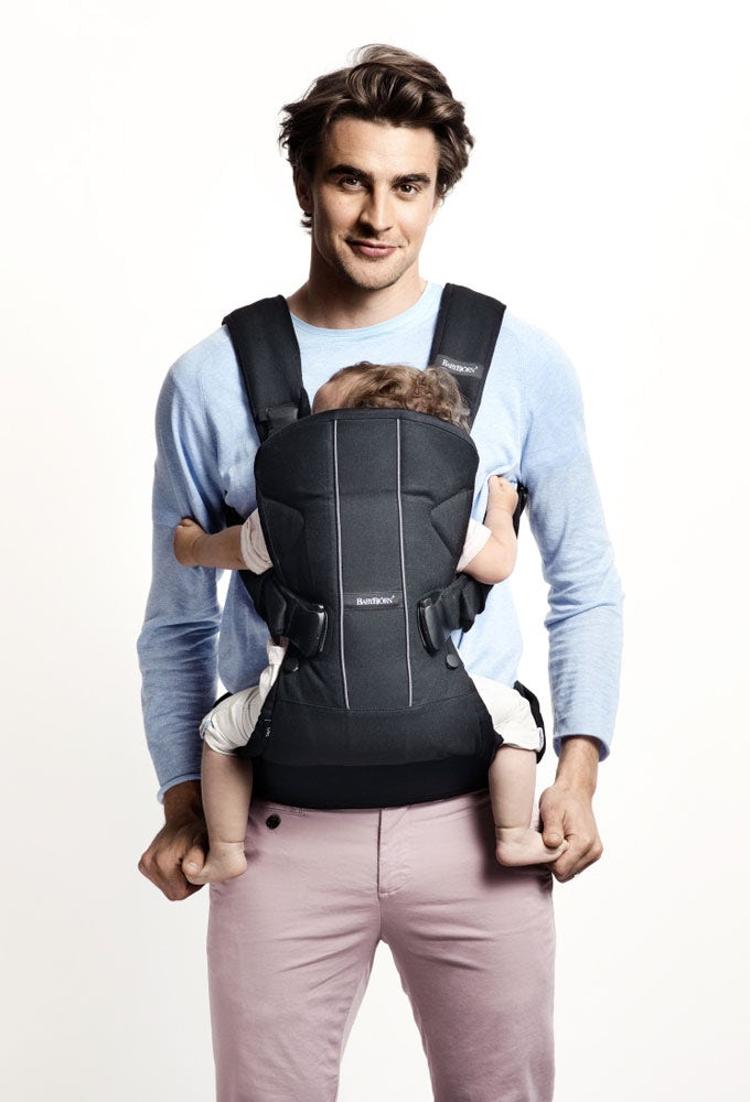 Baby Carrier One - an ergonomic best seller | BABYBJÖRN