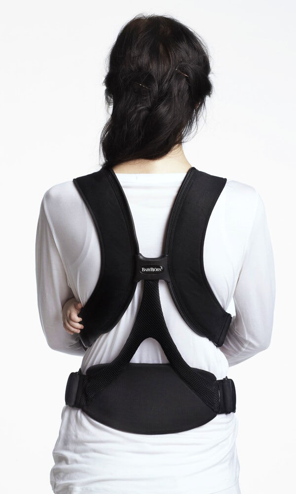 Baby Carrier Miracle Comfy Back Support Babybj 214 Rn