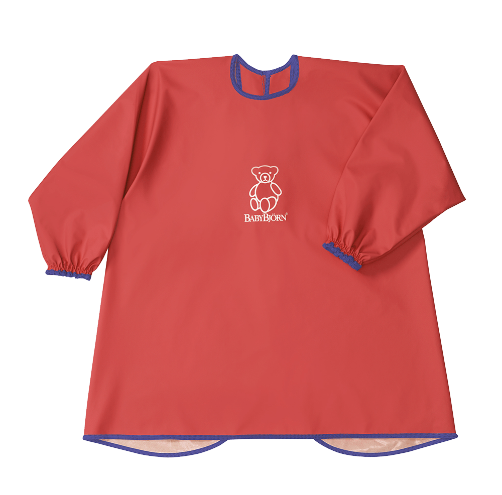 Eat-and-Play-Smock-Red-044385-BabyBjorn