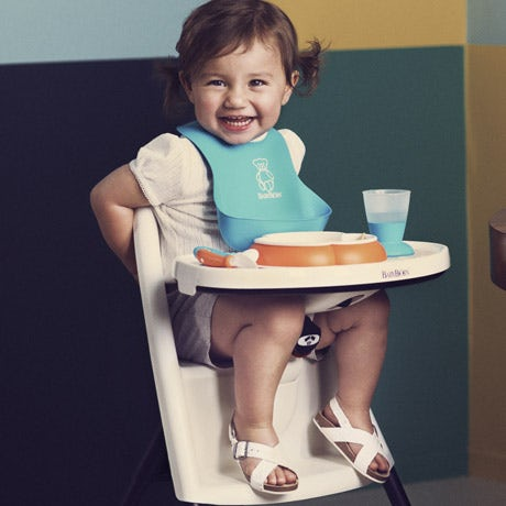 High Chair From BABYBJ RN Baby S First High Chair
