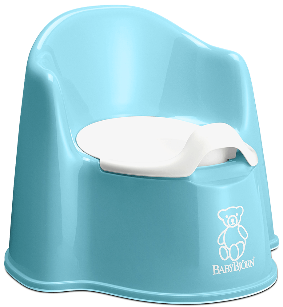 Comfortable Potty Chair With Backrest Babybj 214 Rn