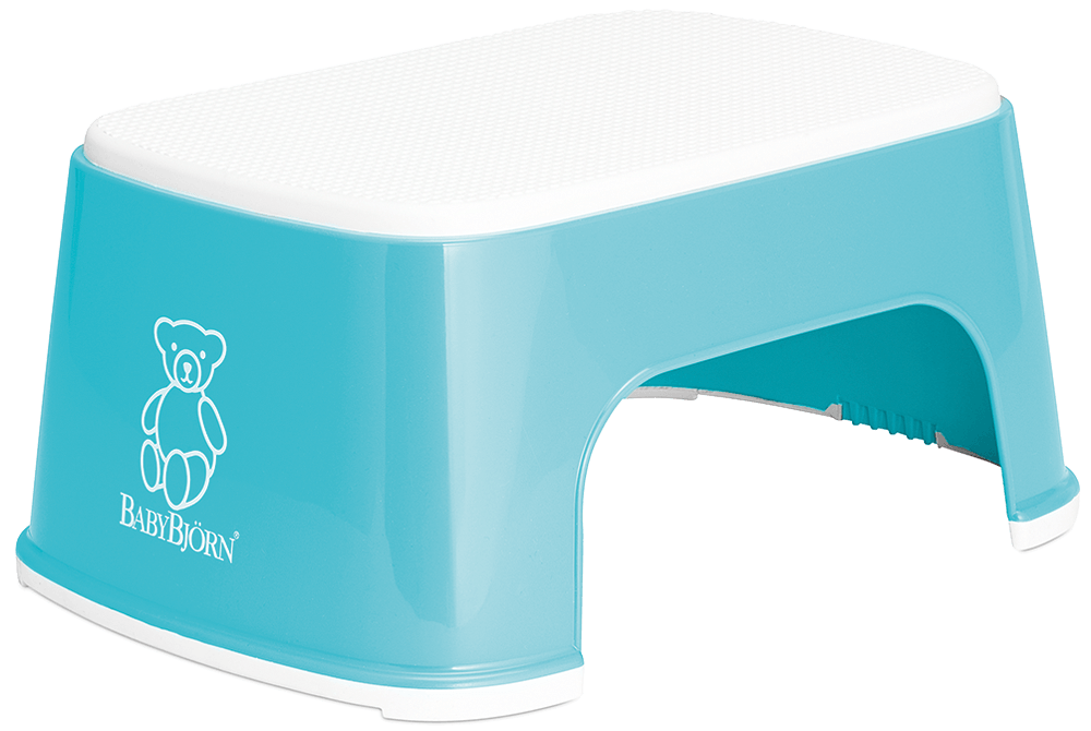 Stable and non-slip step stool | BABYBJÖRN