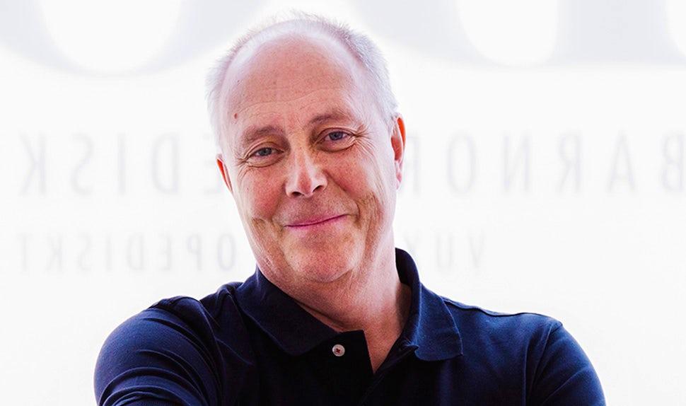 BABYBJÖRN Föräldramagasin – Barnortoped Göran Kendorf.