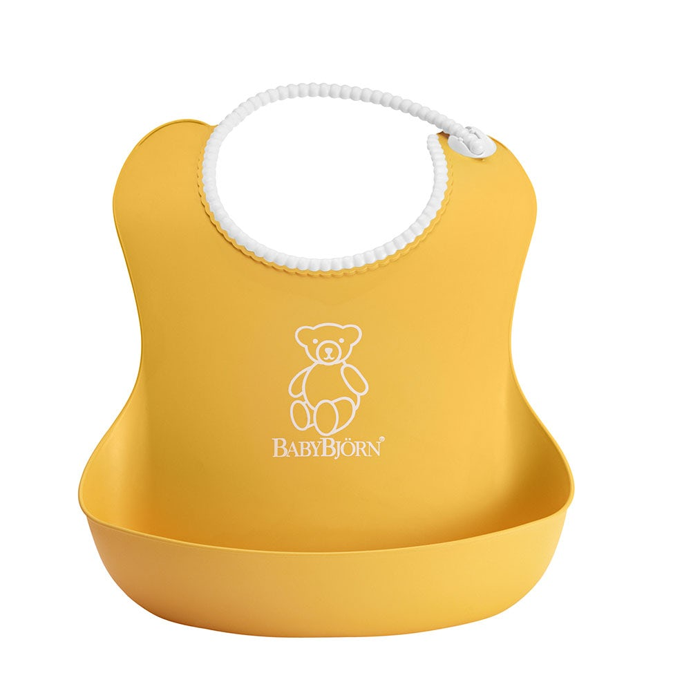 Soft Bib – Yellow (046260)