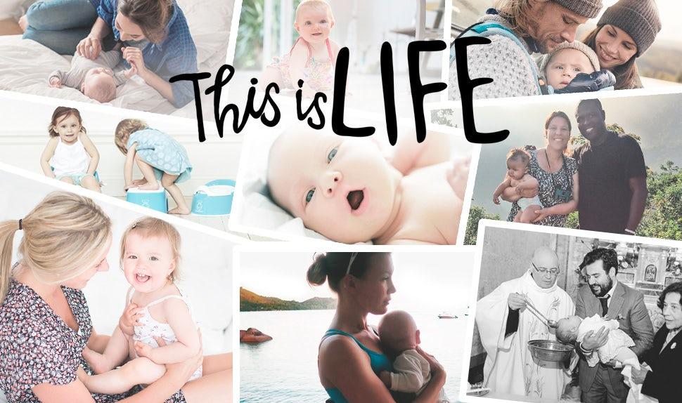 This is Life – Babybjörns föräldramagasin