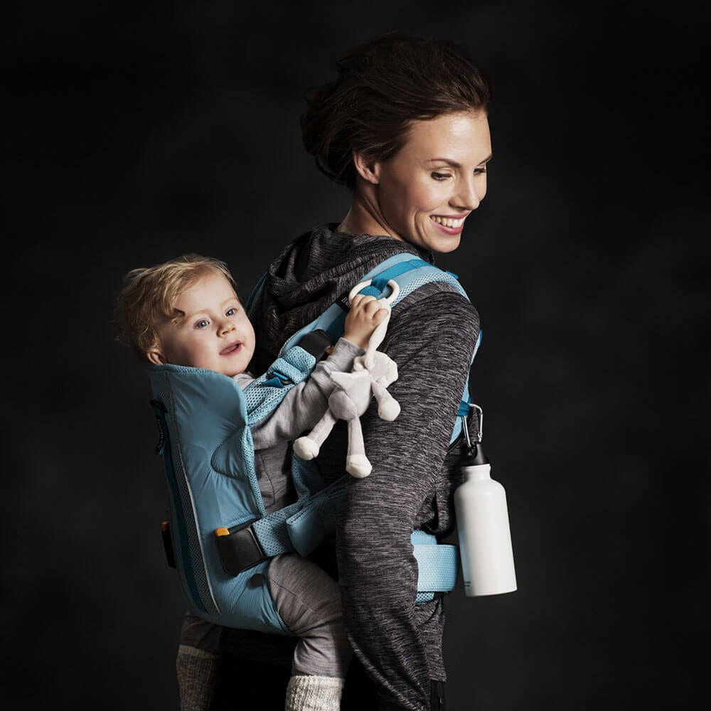 Baby Carrier One Outdoors - Turquoise(11)