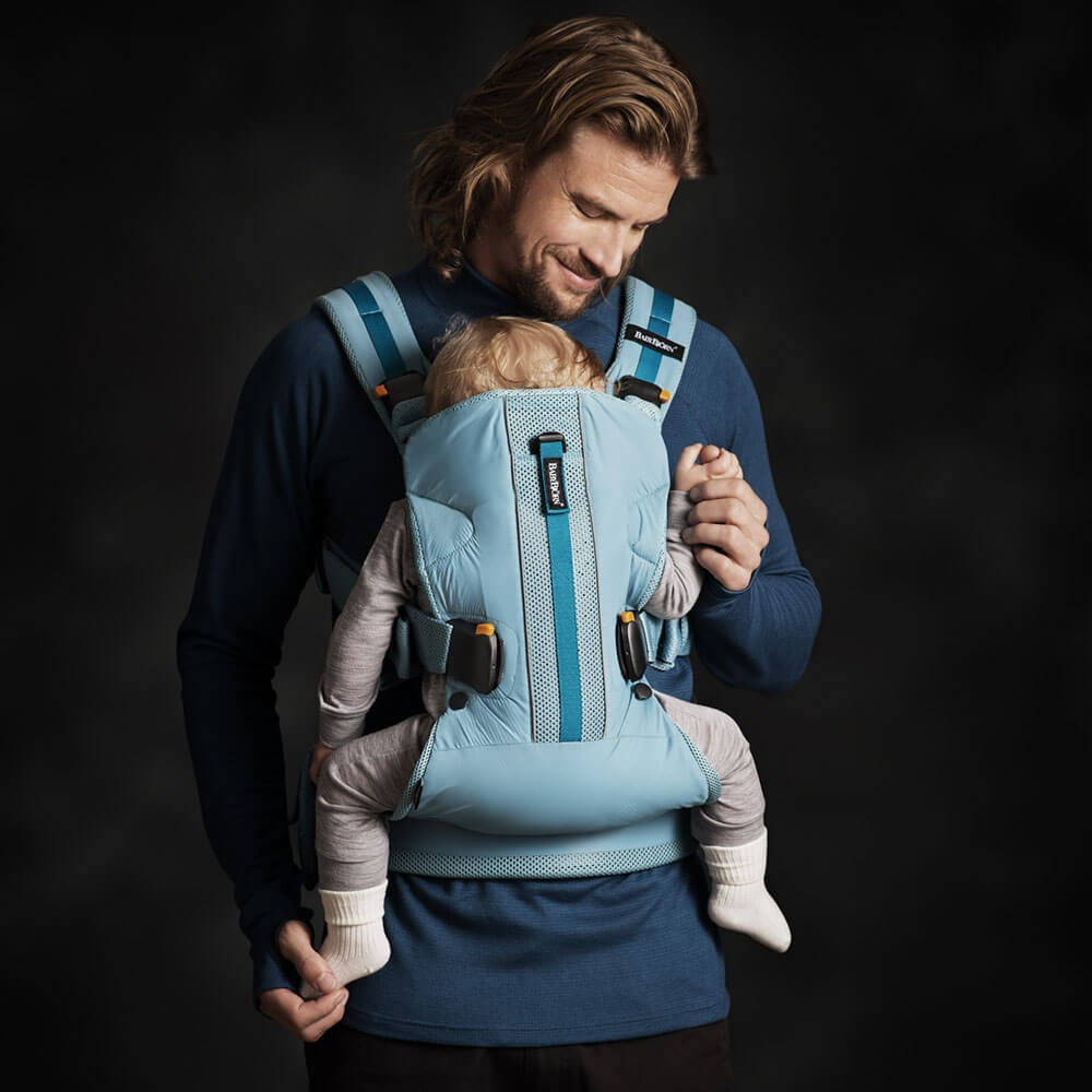 Baby Carrier One Outdoors - Turquoise(3)