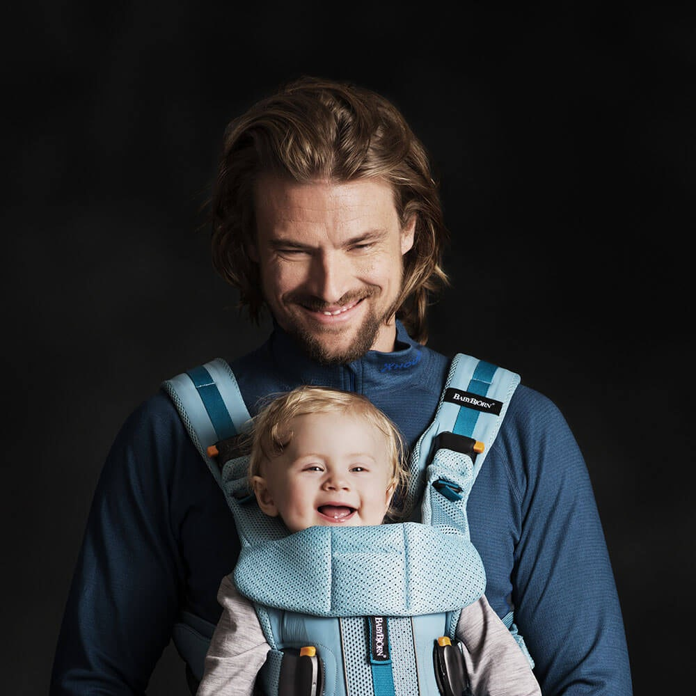 Baby Carrier One Outdoors - Turquoise(4)