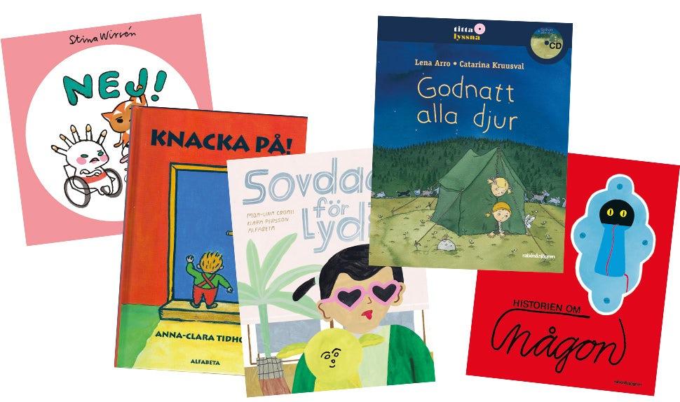 BABYBJÖRN Föräldramagasin – Godnattsagor för barn 0-2 år. Bibliotekariernas bästa godnattsagor,