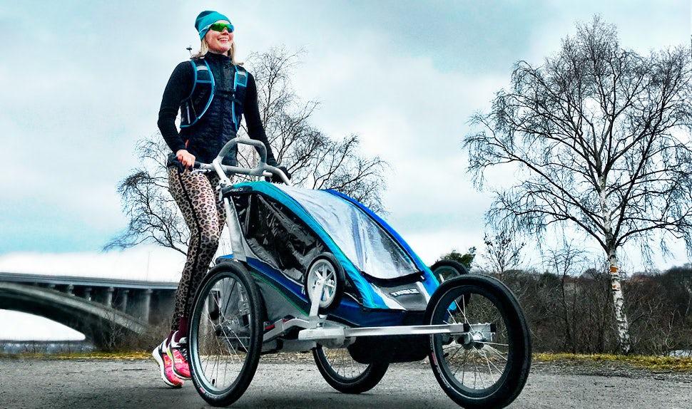 BABYBJÖRN Magazin – Petra Månström läuft wieder nach ihrer Schwangerschaft.