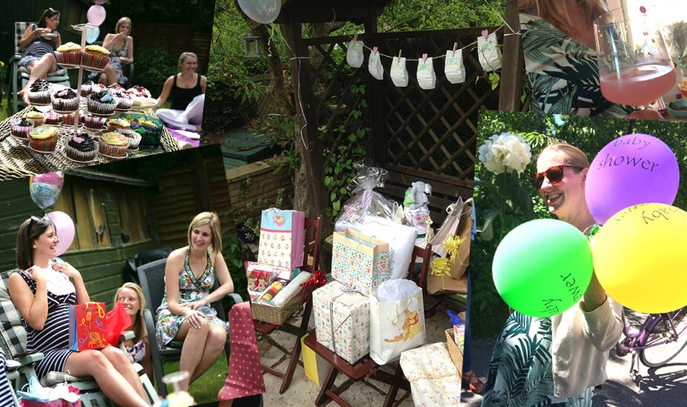 BABYBJÖRN Magazine – Brilliant baby shower games and baby shower ideas from blogger Michelle Haslett, What Mummy Thinks.