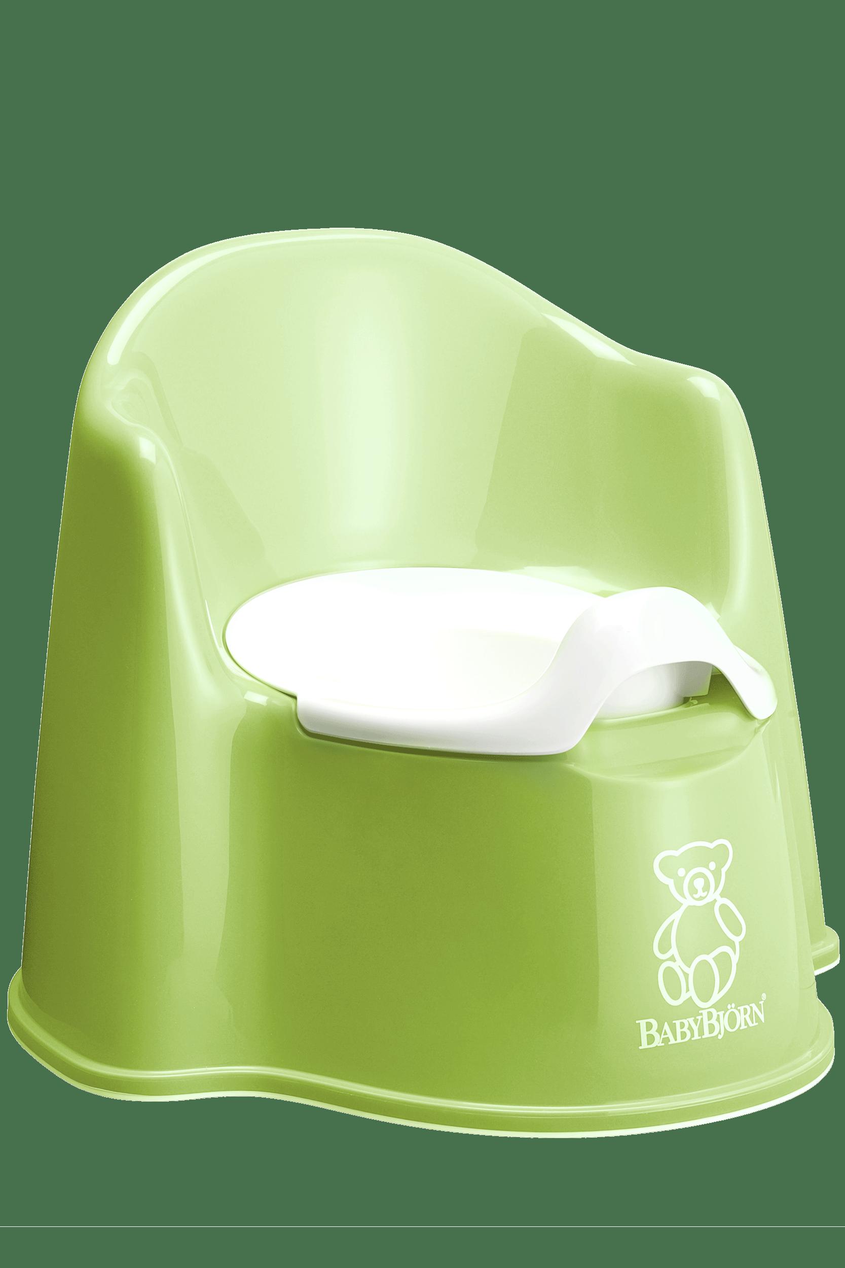 BABYBJÖRN Pottstol - Grön