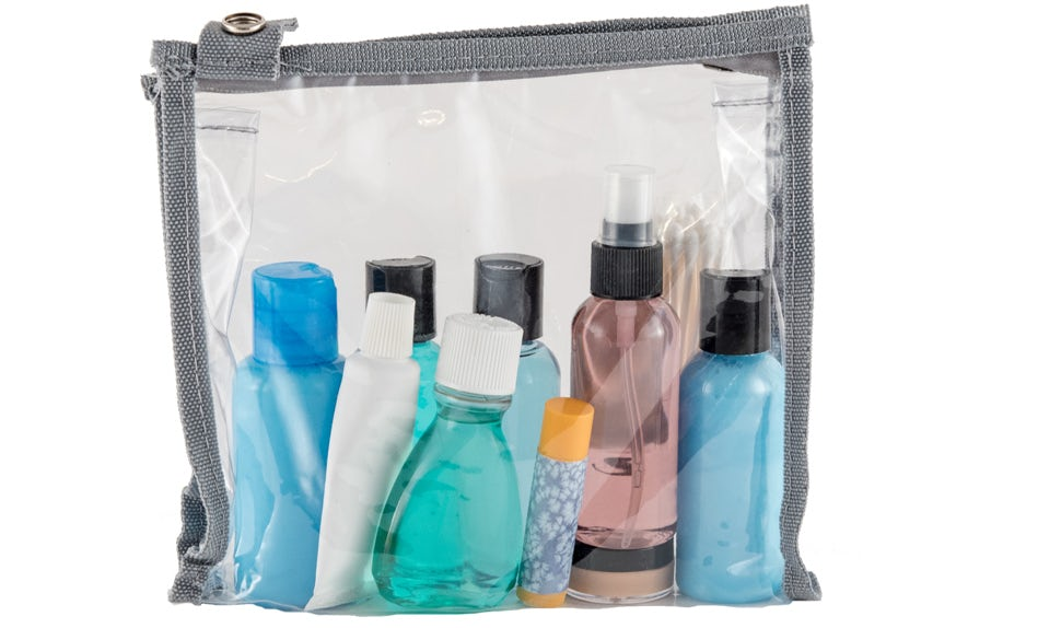 Hopital-bag-hygiene-products
