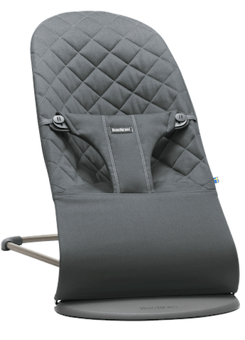 Transat Bliss Anthracite Cotton - BABYBJÖRN