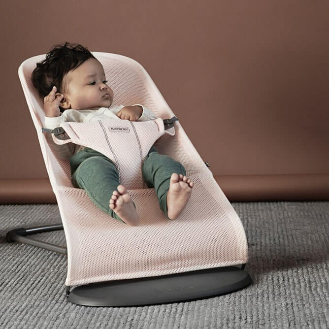 Bouncer Bliss Cosy For Newborn Babies Babybj 214 Rn