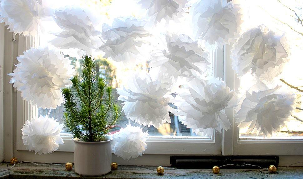 BABYBJÖRN Magazin – Weihnachtsbasteleien für Kinder und Eltern