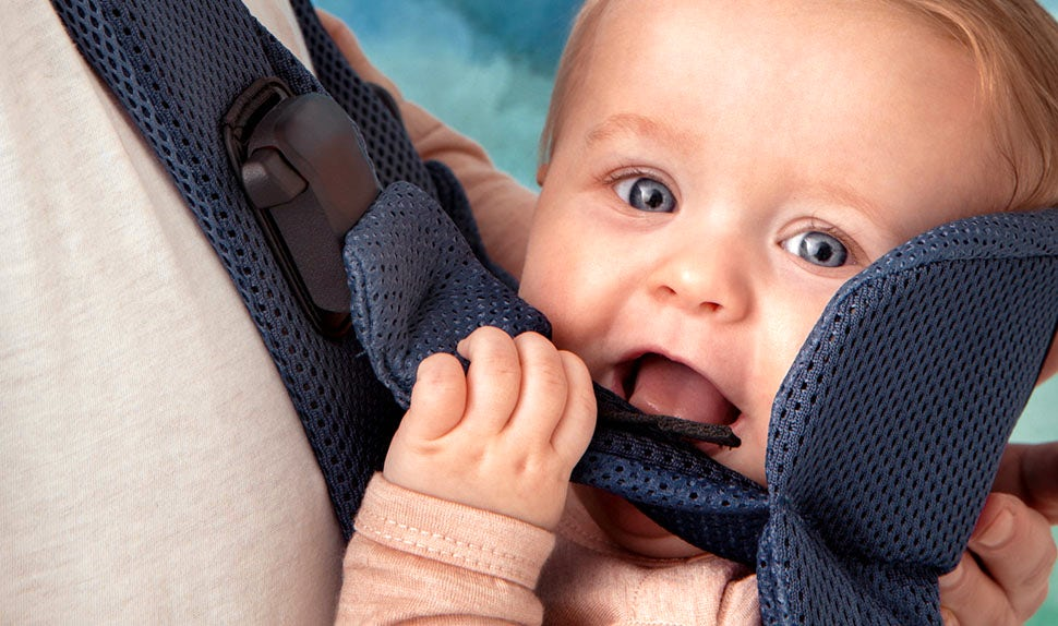 Les porte-bébés et la sécurité | BABYBJÖRN