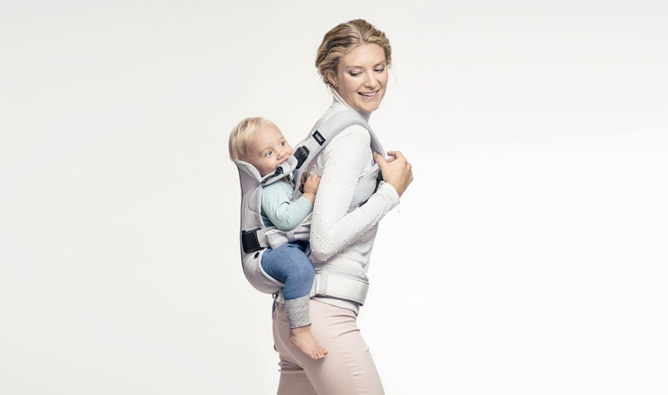 When can you start using a baby carrier? | BABYBJÖRN
