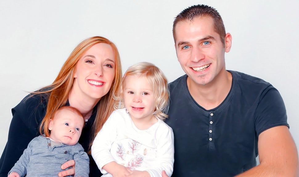 BABYBJÖRN Magazine – Birth stories: an unplanned home birth