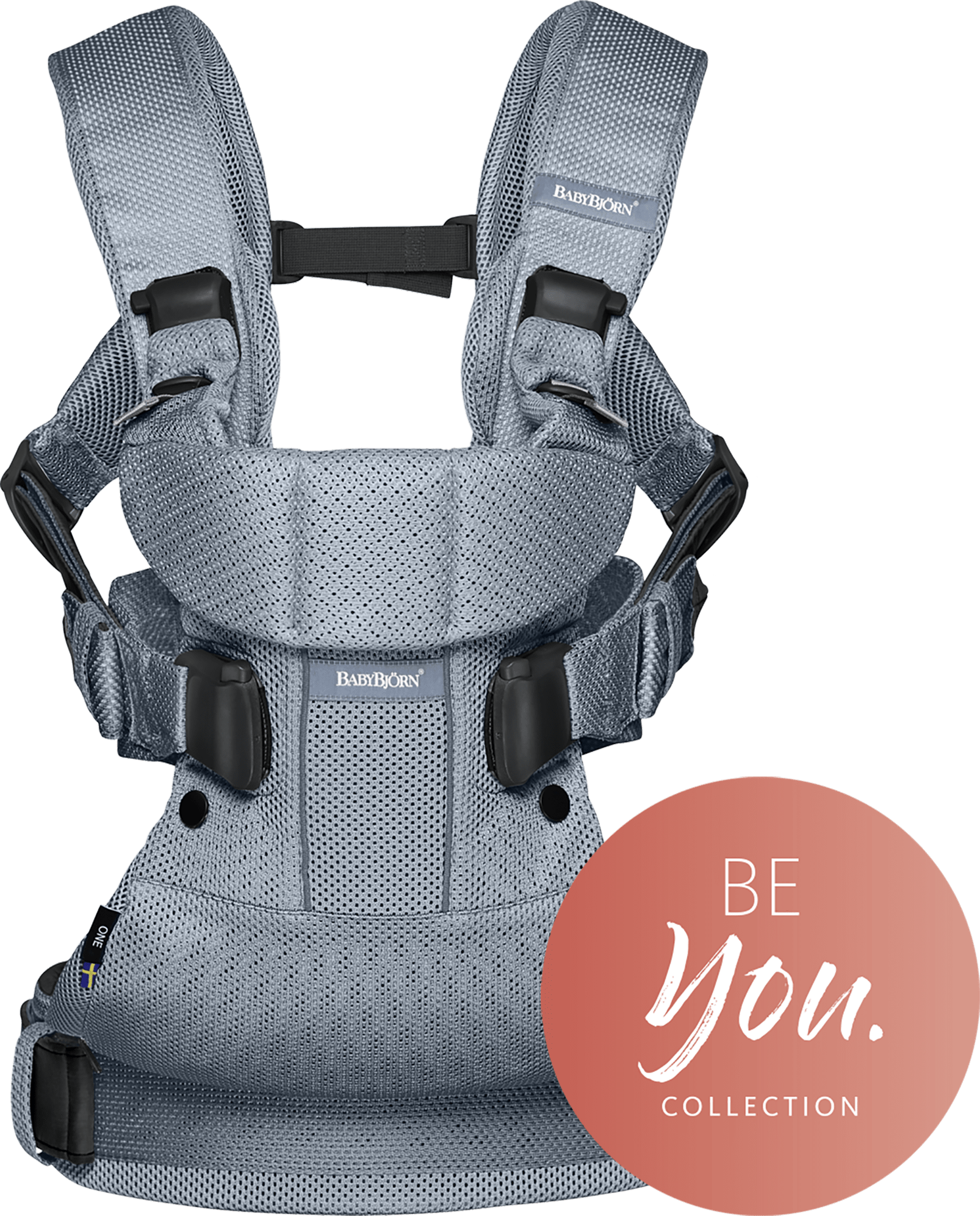 Baby Carrier One Air - in soft & airy mesh | BABYBJÖRN