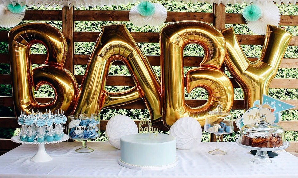 BABYBJÖRN Magazine – Baby shower ideas for food and drinks