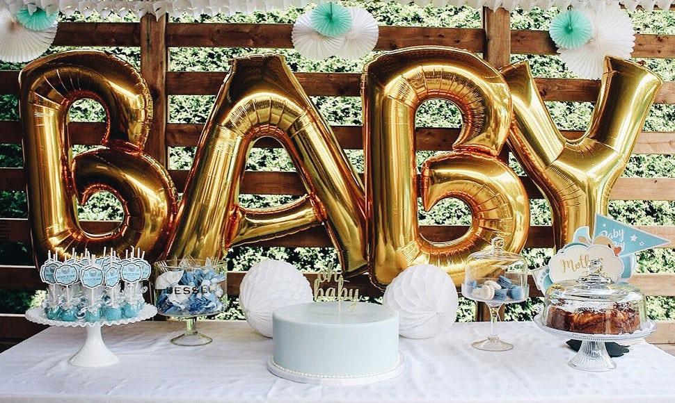 Revista BABYBJÖRN U2013 Ideas De Comida Y Bebida Para Baby Shower