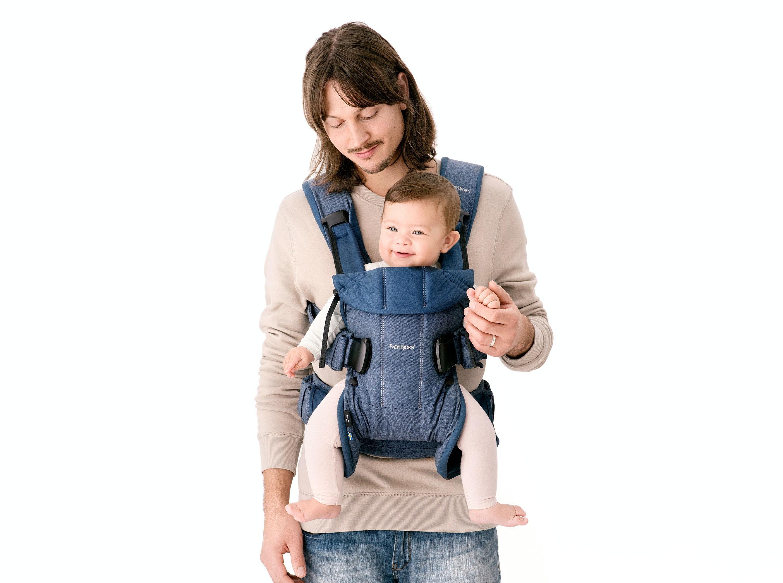 baby bjorn carrier weight limit