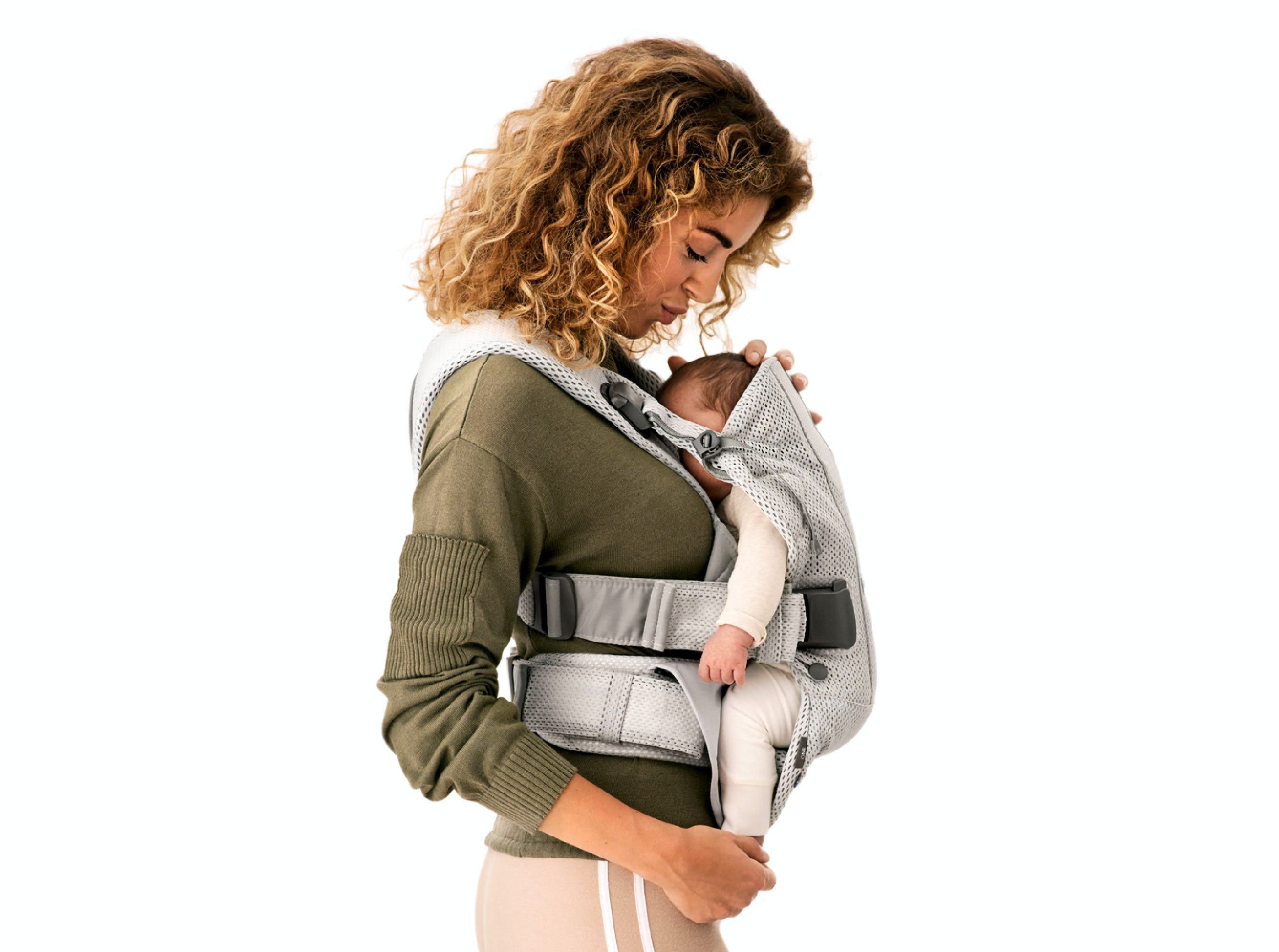 Baby Carrier One Air - in cool, airy mesh | BABYBJÖRN