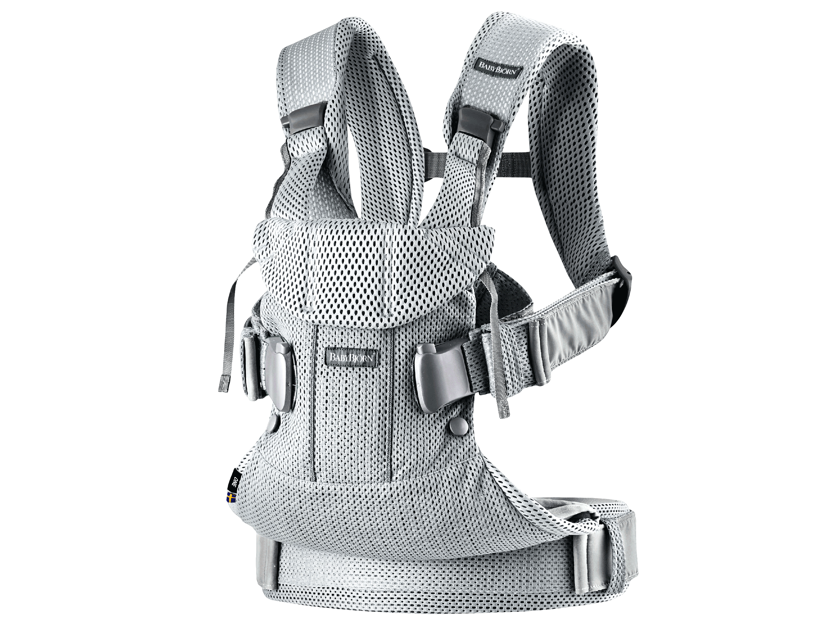 Baby Carrier One Air In Cool Airy Mesh Babybj 214 Rn