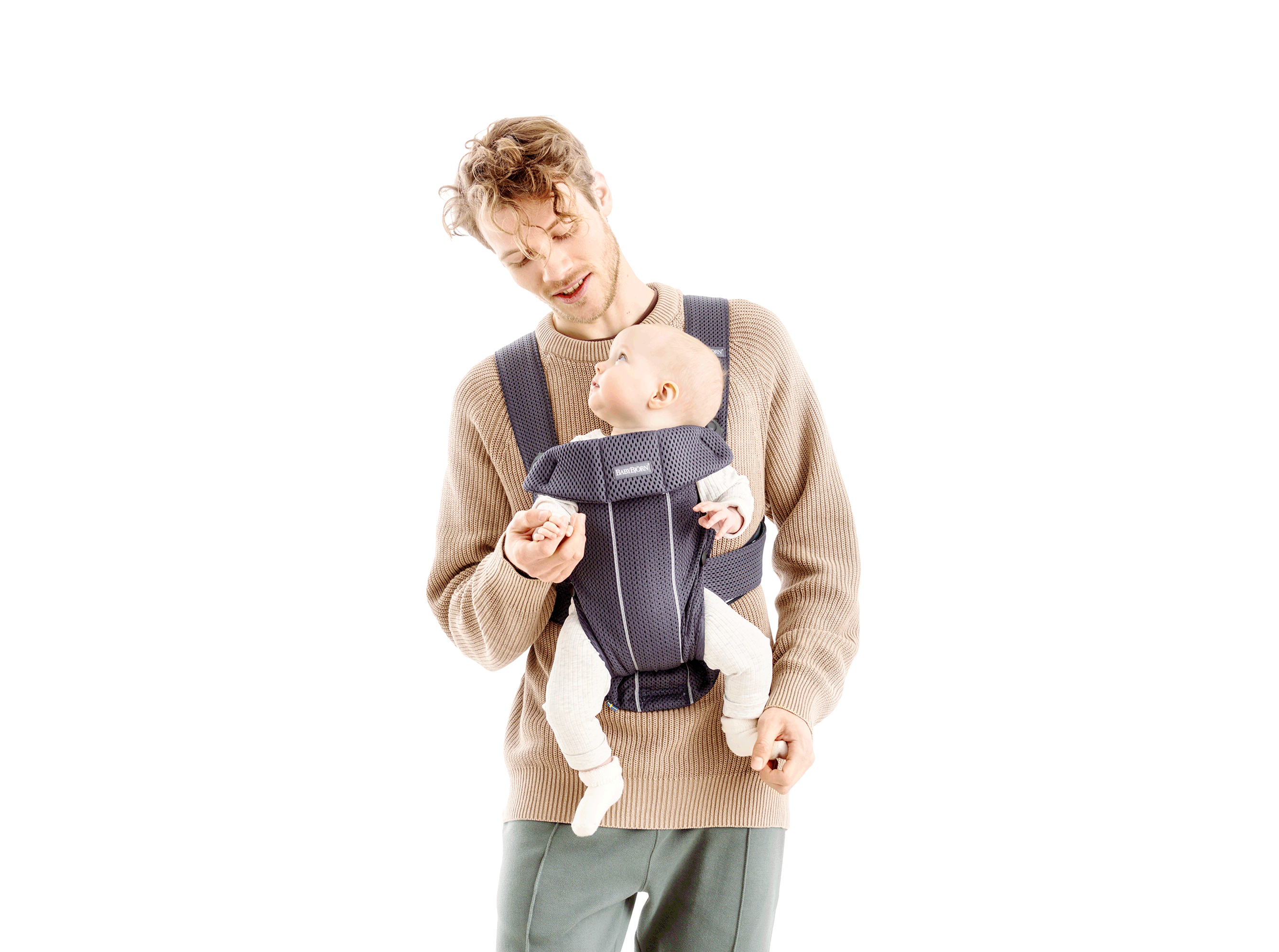 Baby Carrier Mini Perfect For A Newborn Babybj 214 Rn