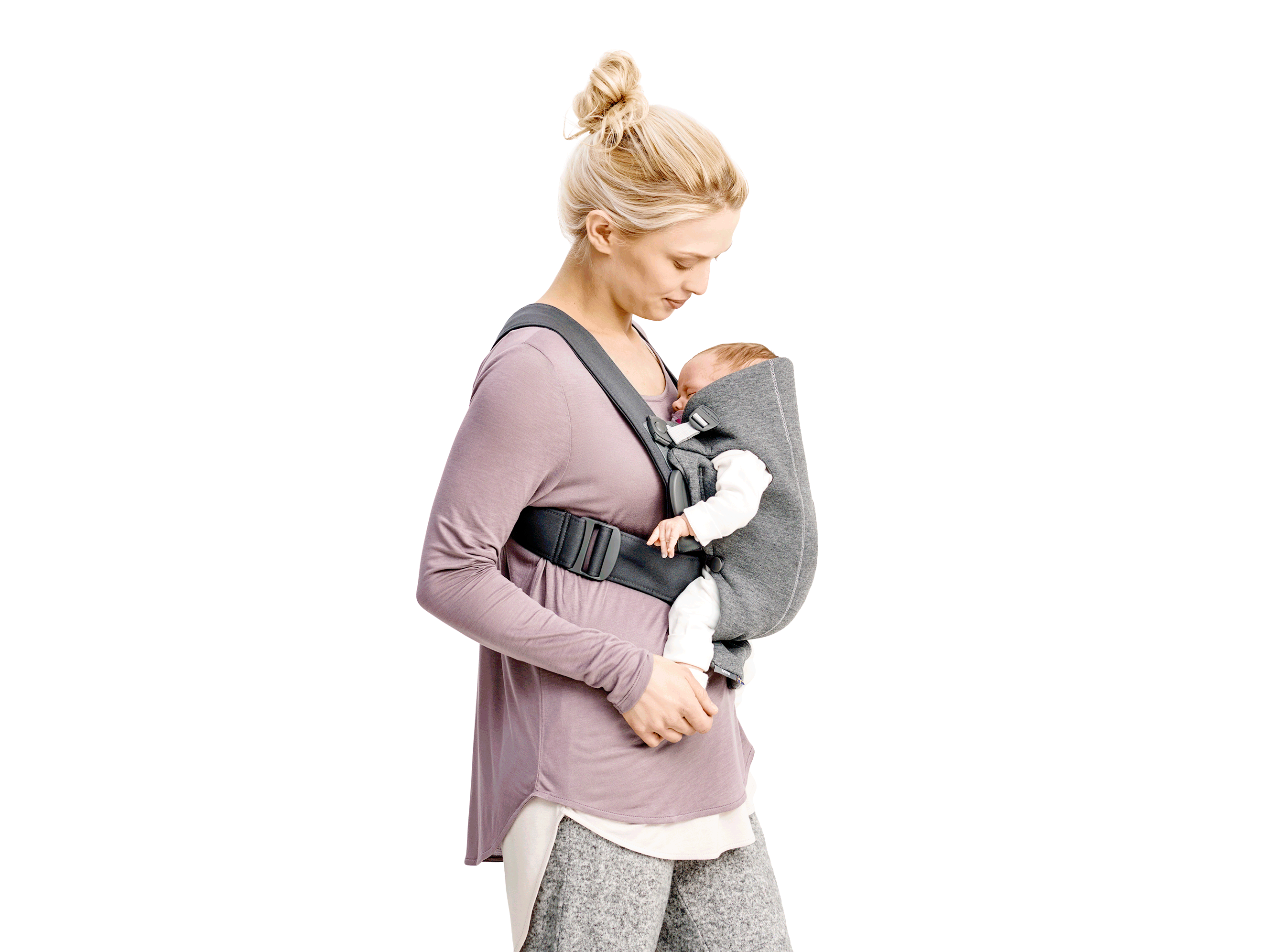 Baby Carrier Mini – perfect for a newborn | BABYBJÖRN