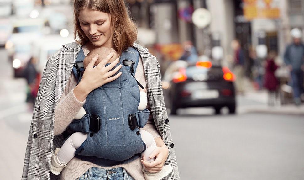Notre guide porte-bébés parle du portage   BABYBJÖRN 562e2e5520e