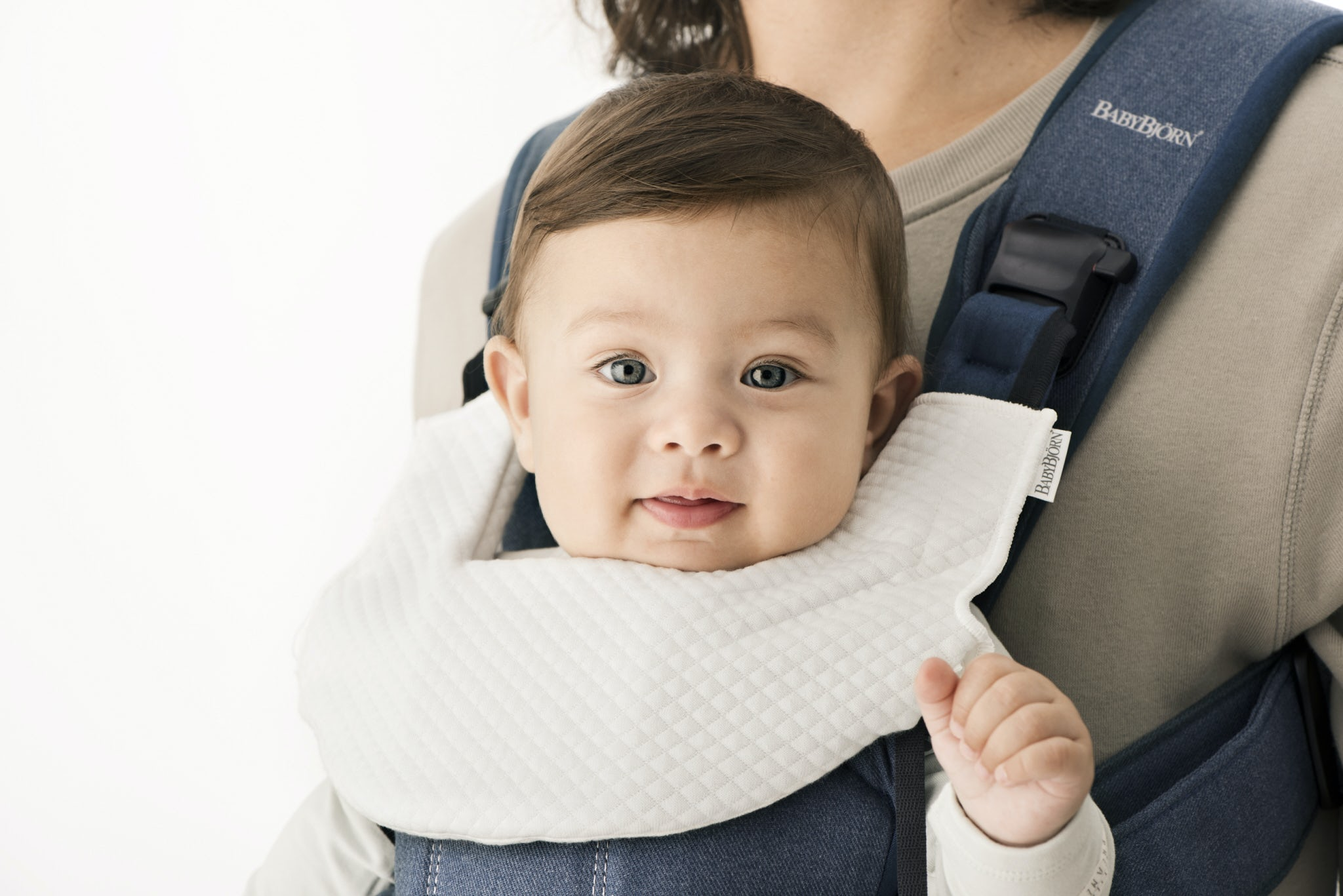 677ab3ba512 Teething Bib for Baby Carrier One