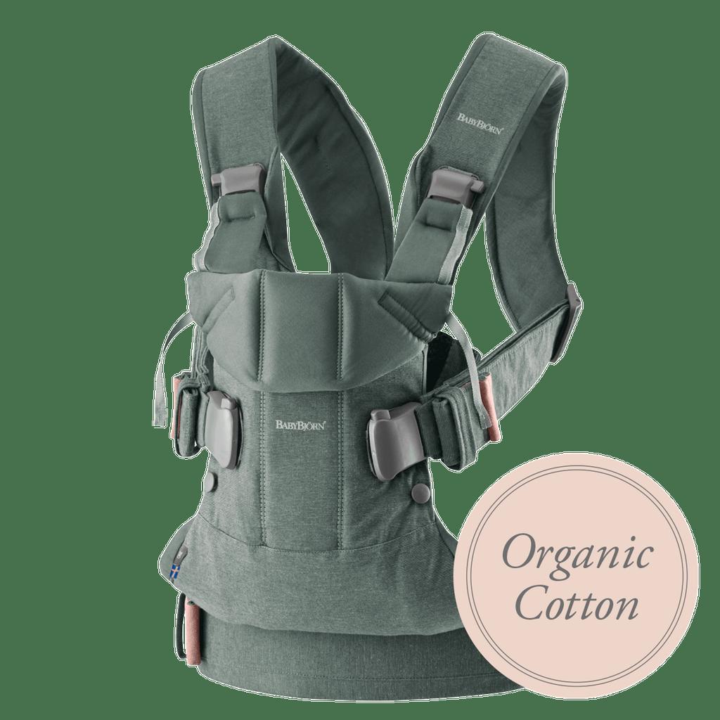 baby carrier one greyish green-organic-cotton-098068-babybjorn