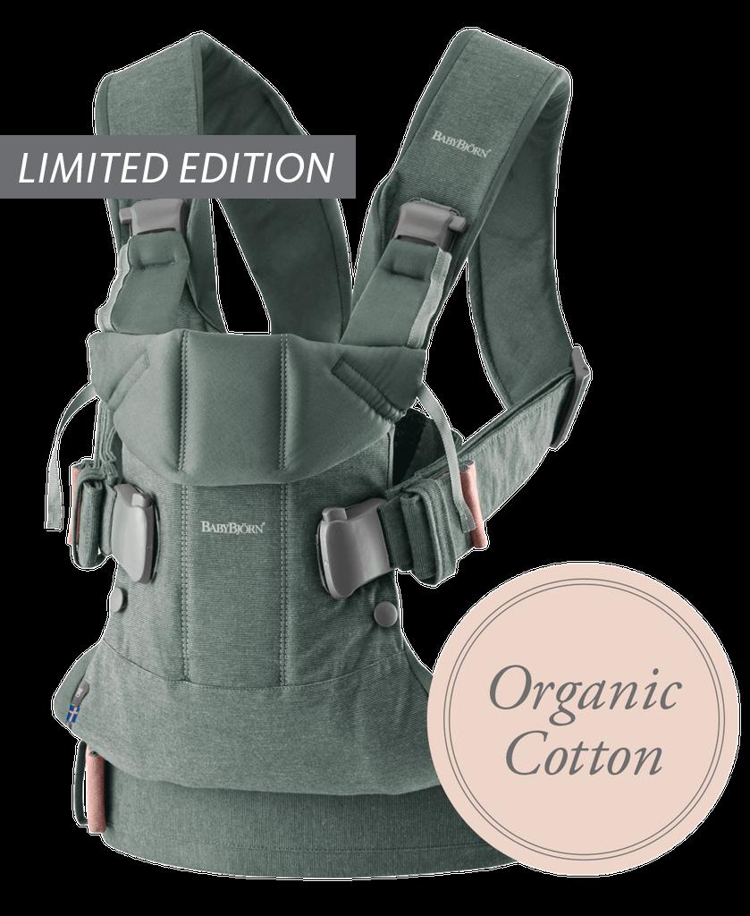 porte-bebe-one-gris-vert-organic-cotton-098068-babybjorn-limited-edition