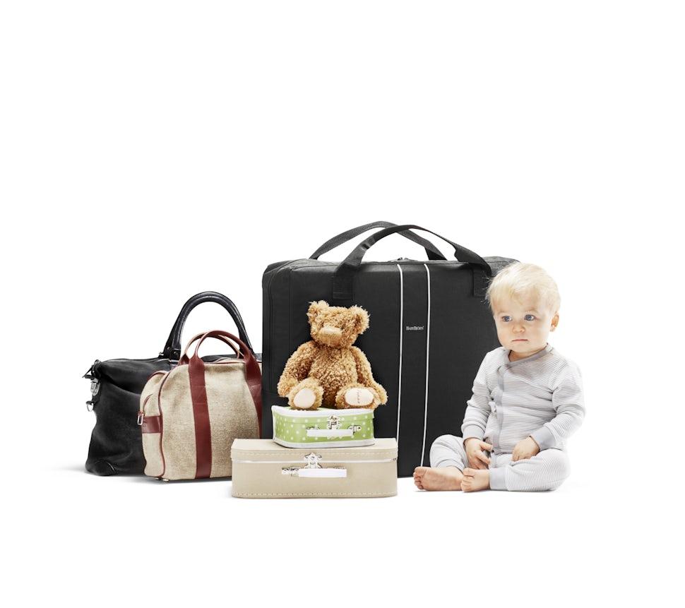 Resa med barn - packlista - BABYBJÖRN