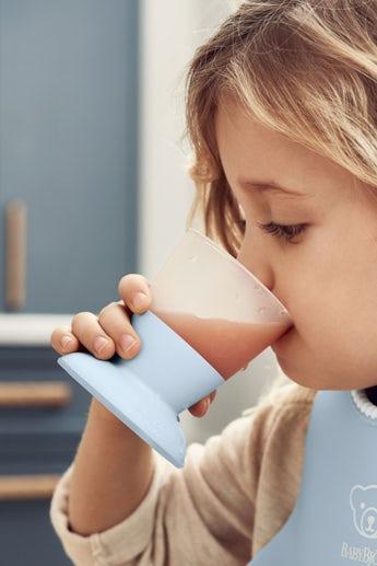 BABYBJÖRN Barnglas 2-pack Blekblå
