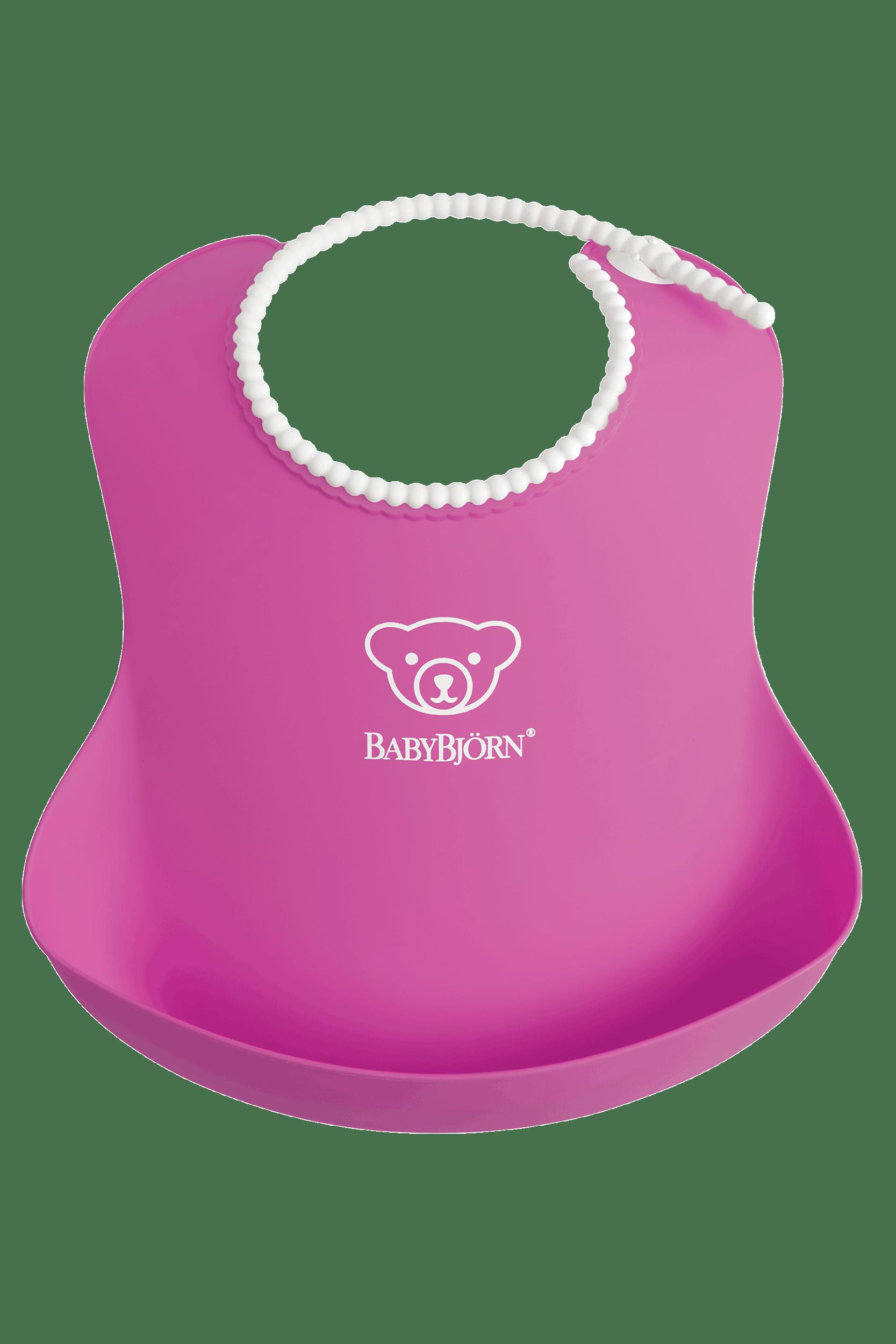 BABYBJÖRN Haklapp, 1-pack - Rosa